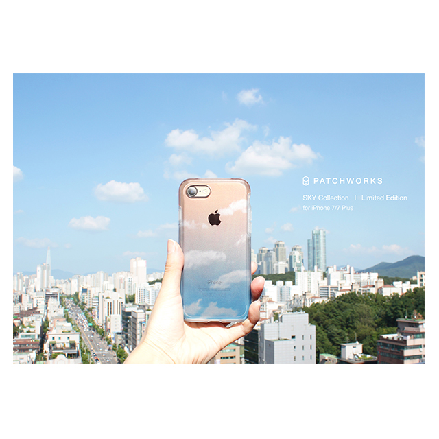【iPhone8/7 ケース】Level Case Sky Collection (Morning)サブ画像