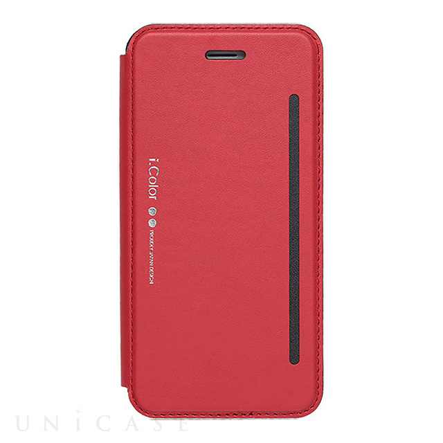 【iPhone8/7 ケース】iColor (Red)