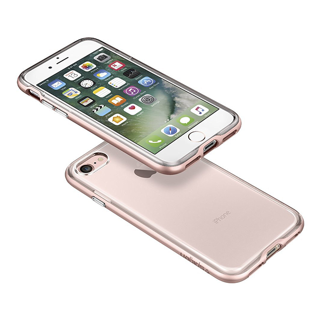 【iPhone8/7 ケース】Neo Hybrid (Crystal Rose Gold)サブ画像