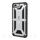 【iPhone7 Plus ケース】UAG Monarch Case (プラチナム)
