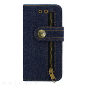 【iPhone8/7 ケース】Denim Case (Indigo)