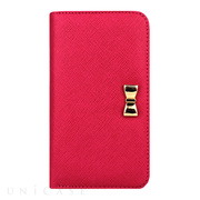【iPhone8/7 ケース】Wallet Case (Ribb...