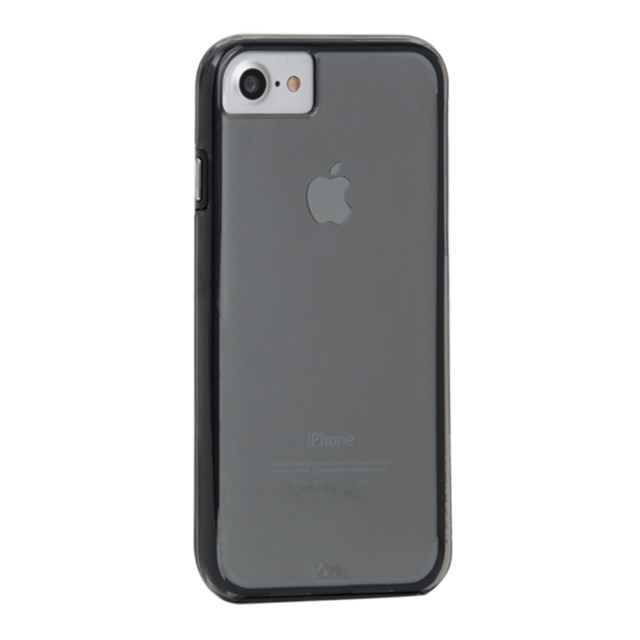 【iPhone8/7/6s/6 ケース】Hybrid Tough Naked Case (Smoke/Black)サブ画像