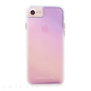 【iPhone8/7/6s/6 ケース】Hybrid Tough Naked Case (Iridescent)