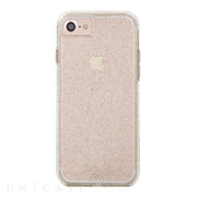 【iPhone8/7/6s/6 ケース】Sheer Glam Case (Champagne Gold)