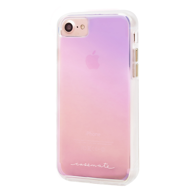 【iPhone7/6s/6 ケース】Hybrid Tough Naked Case (Iridescent)【耐衝撃】サブ画像