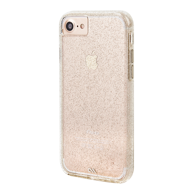 【iPhone8/7/6s/6 ケース】Sheer Glam Case (Champagne Gold)サブ画像