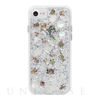 【iPhone7 ケース】Karat Case (Mother of pearl)