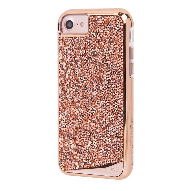 【iPhone8/7/6s/6 ケース】Brilliance Case (Rose Gold)サブ画像