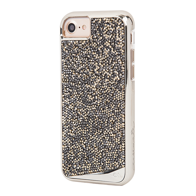【iPhoneSE(第2世代)/8/7/6s/6 ケース】Brilliance Case (Champagne)