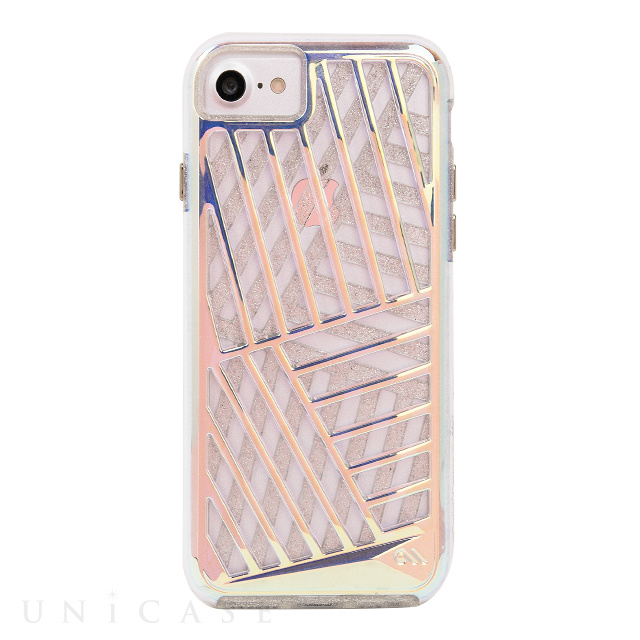 【iPhone8/7/6s/6 ケース】Tough Layers Case (Cage/Iridescent/Sheer Glam)