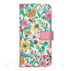 【iPhone7 ケース】Liberty Diary (ピンク)