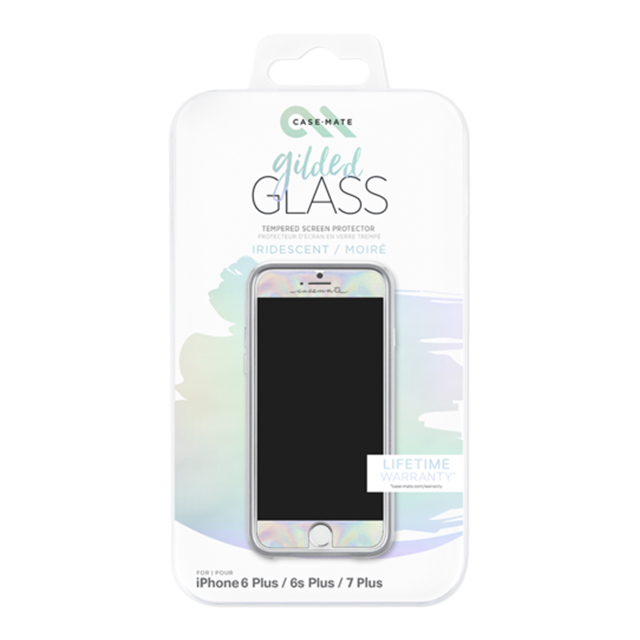 【iPhone8/7 フィルム】Gilded Glass Screen Protector (Iridescent)サブ画像