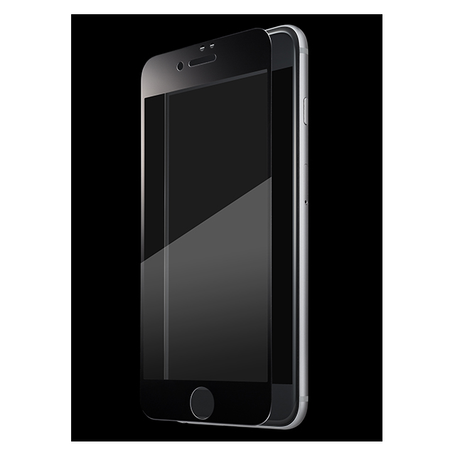 【iPhone8 Plus/7 Plus フィルム】Protection Glass Full Cover (Black)サブ画像