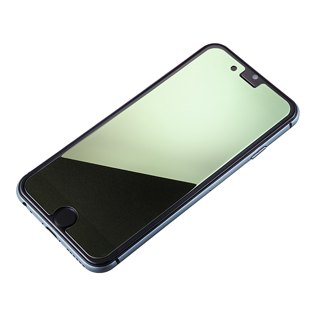 【iPhone8/7 フィルム】Protection Mirror Glass (Silver)サブ画像