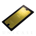 【iPhone7 フィルム】Protection Mirror Glass (Gold)