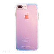 【iPhone8 Plus/7 Plus ケース】Hybrid Tough Naked Case (Iridescent)