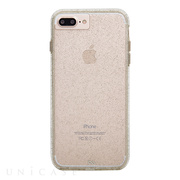 【iPhone8 Plus/7 Plus ケース】Sheer Glam Case (Champagne Gold)