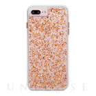 【iPhone7 Plus ケース】Karat Case (Rose Gold)