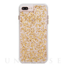 【iPhone7 Plus ケース】Karat Case (Gold)