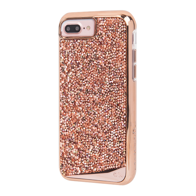 【iPhone8 Plus/7 Plus ケース】Brilliance Case (Rose Gold)サブ画像