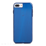 【iPhone8 Plus/7 Plus ケース】Tough Translucent Case (Blue)