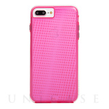 【iPhone7 Plus ケース】Tough Translucent Case (Pink)