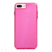 【iPhone8 Plus/7 Plus ケース】Tough Translucent Case (Pink)