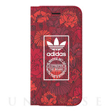 【iPhone8/7 ケース】Booklet (Bohemian Red)