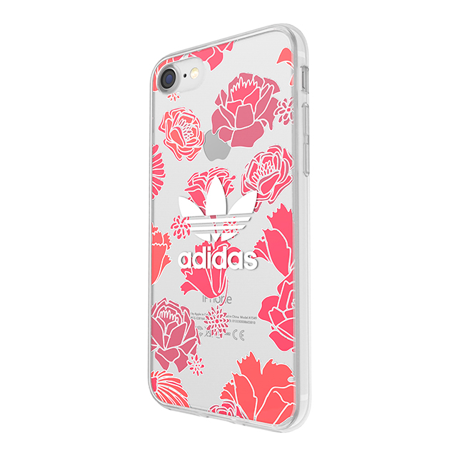 【iPhone7 ケース】Clear (bohemian Red)サブ画像