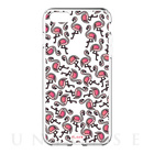 【iPhone7 ケース】IPLATE (FLAMINGOS)