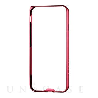 【iPhone7 ケース】アルミバンパー/薄型