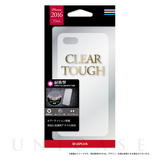 【iPhone8 Plus ケース】耐衝撃クリアケース「CLEAR TOUGH」 (クリア)