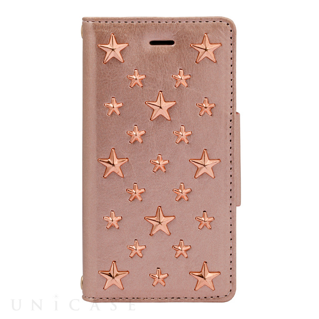 【iPhone8/7/6s/6 ケース】707 Star's Case (ピンク)