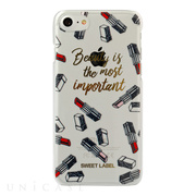 【iPhone8/7 ケース】SWEET LABEL Collectibles (ルージュC)