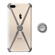 【iPhone8 Plus/7 Plus ケース】ALT case (Gray)