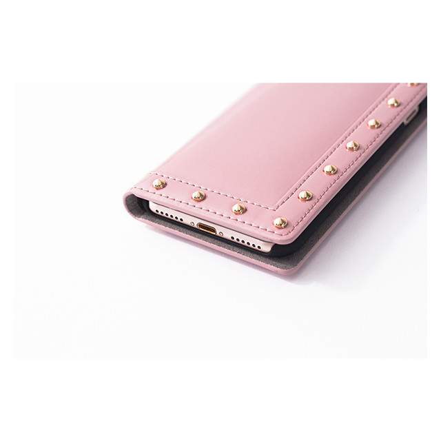 【iPhone8/7 ケース】Luxury Stud (Purple)サブ画像