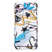 【iPhone8/7 ケース】Art Back (Chagall Sky)