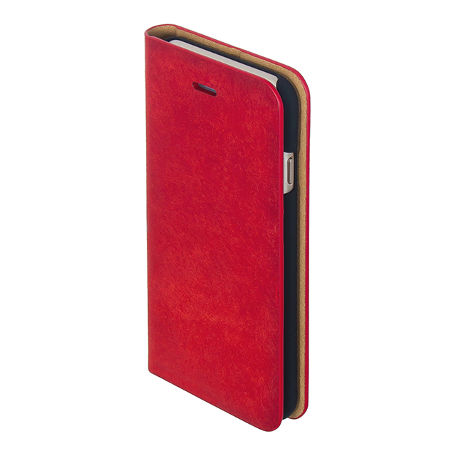 【iPhone8/7 ケース】Modern Snap Folio (Red)サブ画像