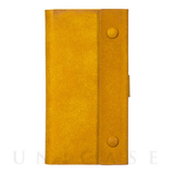【iPhone8/7 ケース】Modern Snap Wallet (Yellow)