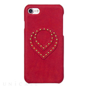 【iPhone8/7 ケース】Classic Back Cover (Red)