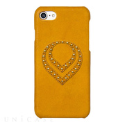 【iPhone8/7 ケース】Classic Back Cover (Yellow)