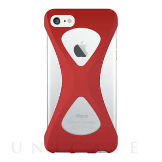 【iPhone8/7 ケース】Palmo (Red)