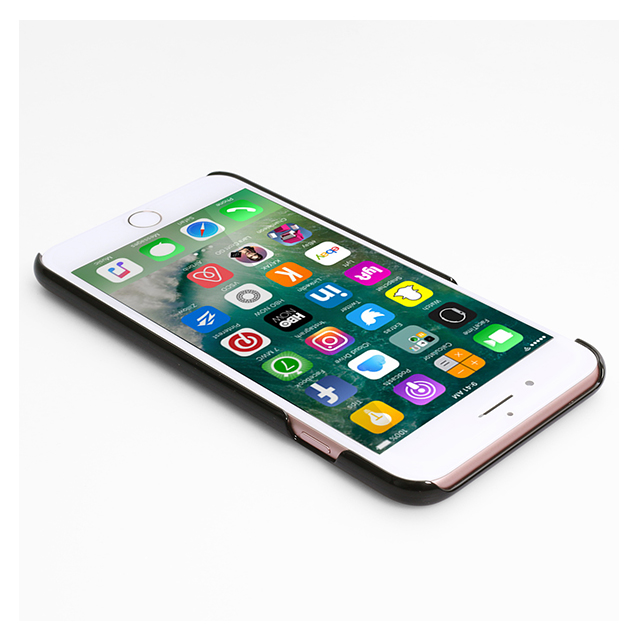 6c131d3a7f iPhone7 ケース】ECOslim GLOSSY (ジェットブラック) 画像一覧 | UNiCASE