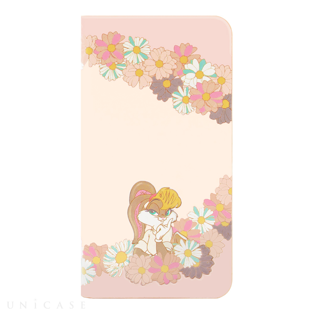 【iPhone8/7 ケース】LOONEY TUNES ウォレットケース for iPhone7(Lola Bunny)