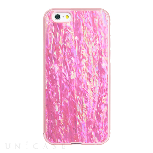 【iPhone6s/6 ケース】Shell case for iPhone6s/6(PINK)