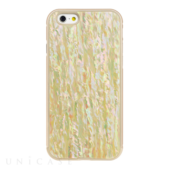 【iPhone6s/6 ケース】Shell case for iPhone6s/6(GOLD)