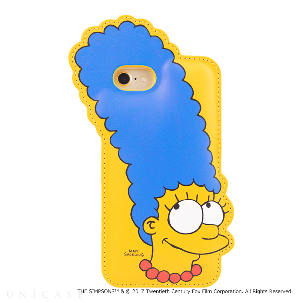 【iPhone8/7/6s/6 ケース】THE SIMPSONS DIE-CUT for iPhone7/6s/6(MARGE)
