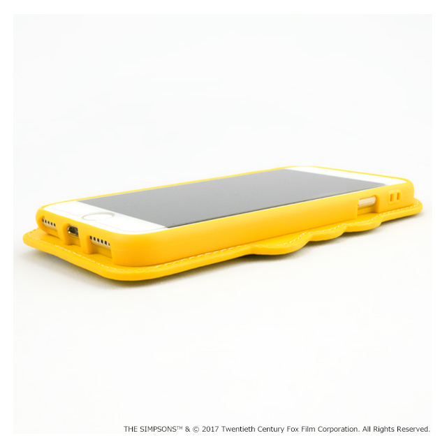 【iPhone8/7/6s/6 ケース】THE SIMPSONS DIE-CUT for iPhone7/6s/6(HOMER)サブ画像