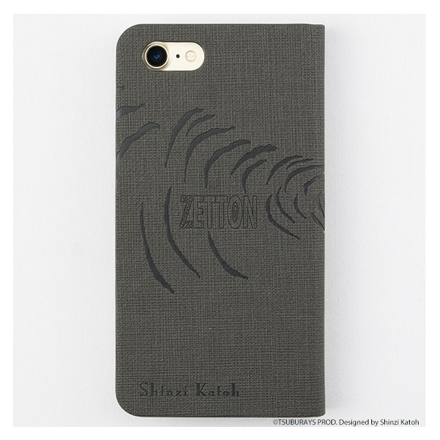 【iPhone8/7 ケース】ULTRA MONSTERS COLLECTION BY SHINZI KATOH ウォレットケース for iPhone7(ZETTON)サブ画像